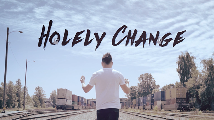 Holely Change Blue by SansMinds Creative Lab