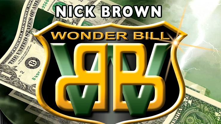 Nick Brown Wonder Bill*