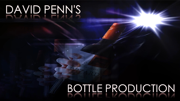 David Penn`s Wine Bottle Production