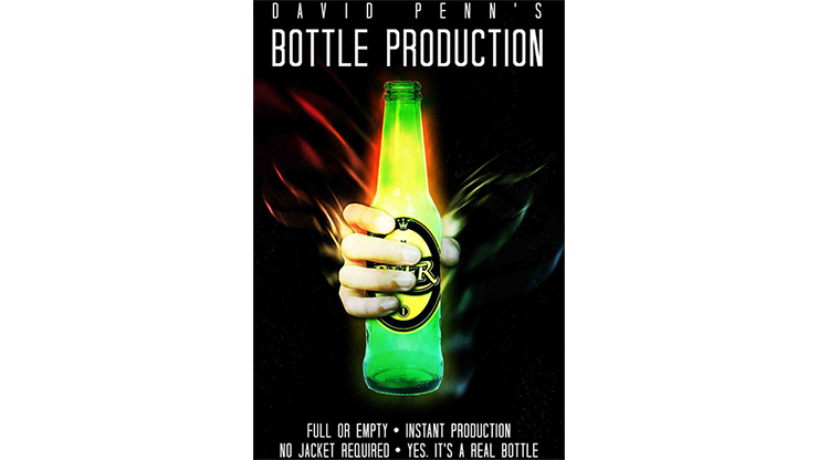 David Penn`s Beer Bottle Production