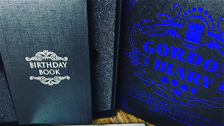 The Gordon Diary Trick Complete Package by Paul Gordon*