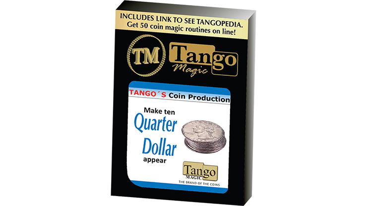 Tango Coin Production - by Tango