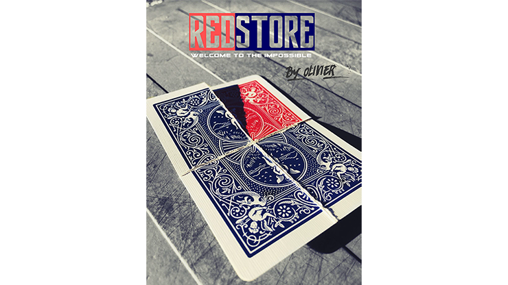 REDSTORE by Olivier Pont