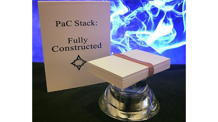 PaC Stack: Fully Constructed by Paul Carnazzo