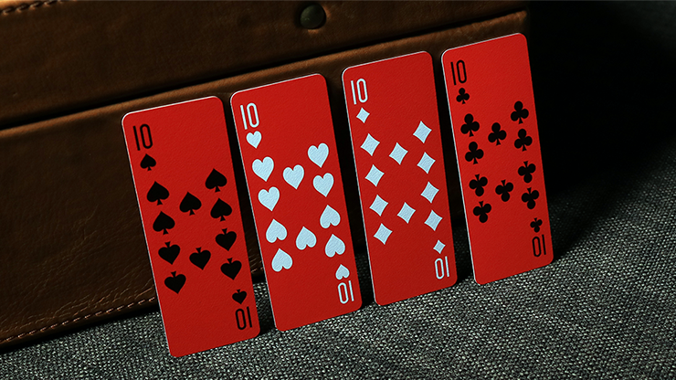Air Deck - The Ultimate Travel Playing Cards