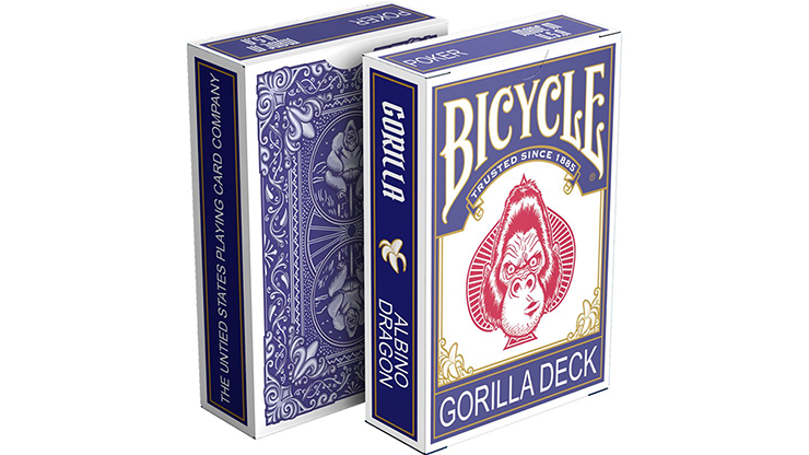 Gorilla Deck (Harambe) Playing Cards