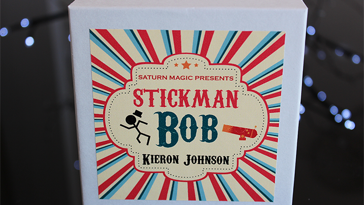 Stickman Bob by Kieron Johnson*