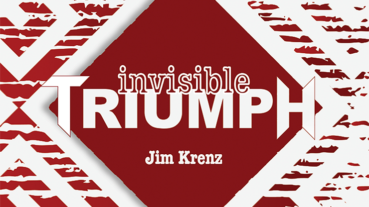 Invisible Triumph by Jim Krenz*