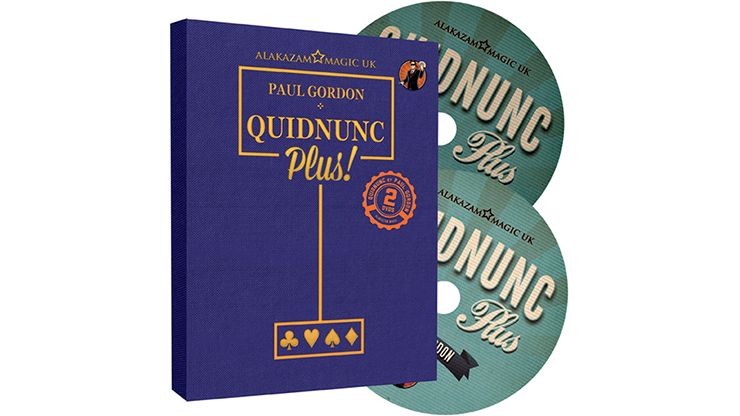Quidnunc Plus! by Paul Gordon
