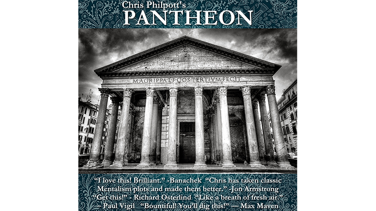 Chris Philpott`s PANTHEON*