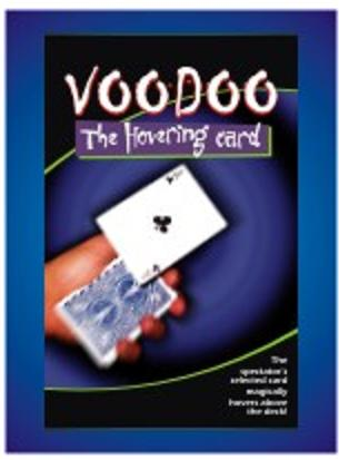 Voodoo Hovering Card