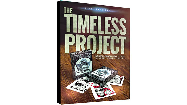 The Timeless Project by Russ Stevens