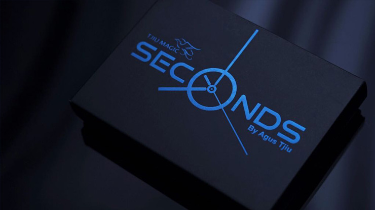 SECONDS by Agus Tjiu*