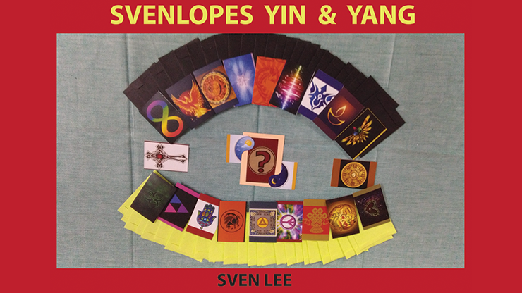 Svenlopes YIN & YANG by Sven Lee