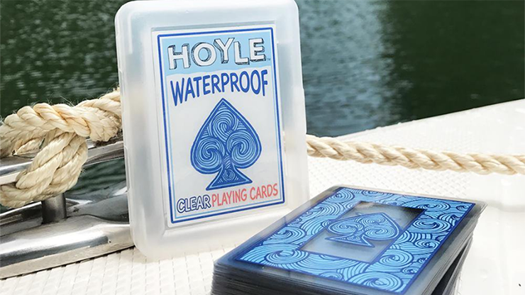 Hoyle Waterproof Playing Cards by US Playing Card*