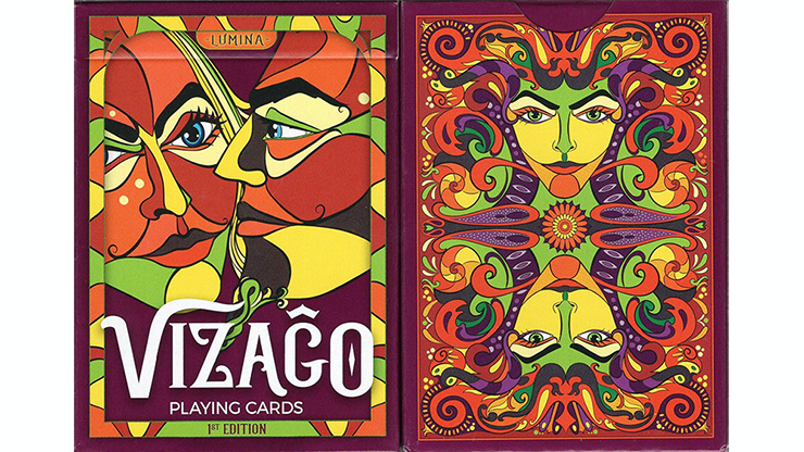 VIZAGO Lumina Playing Cards