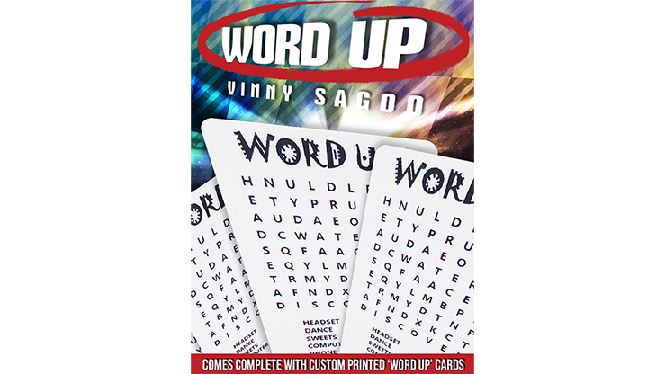 Word Up by Vinny Sagoo*