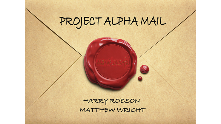 Project Alpha Mail by Harry Robson and Matthew Wright*