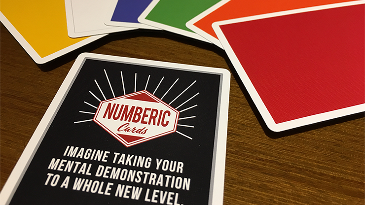 Numberic Cards by Taiwan Ben*