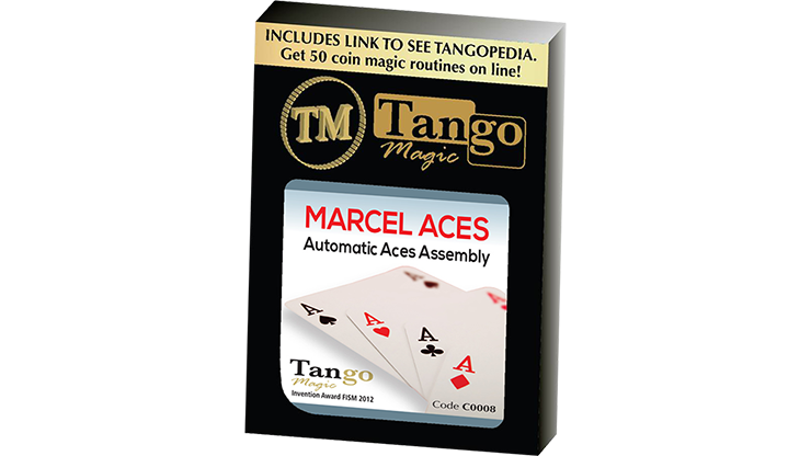 Marcel Aces by Tango Magic