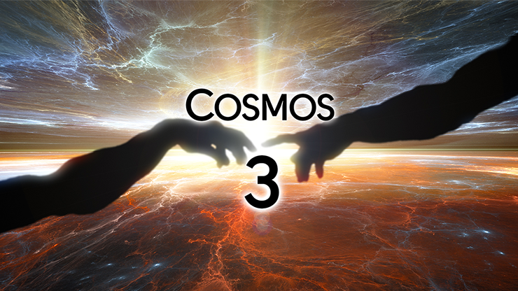 Cosmos 3 by Greg Rostami