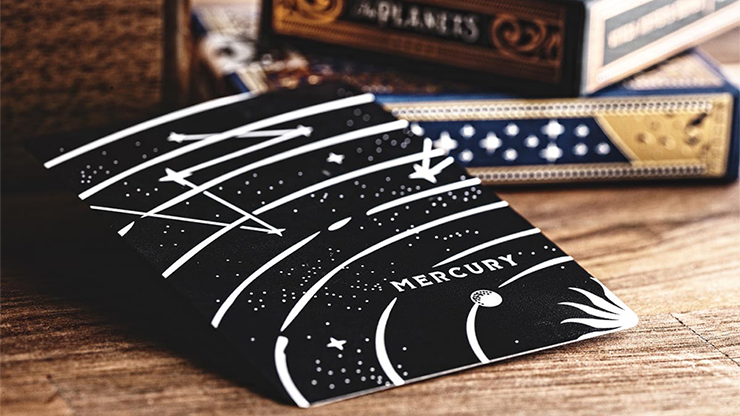 The-Planets:-Mercury-Playing-Cards