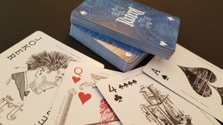 Limited-Edition-Art-of-the-Patent-Classic-Playing-Cards