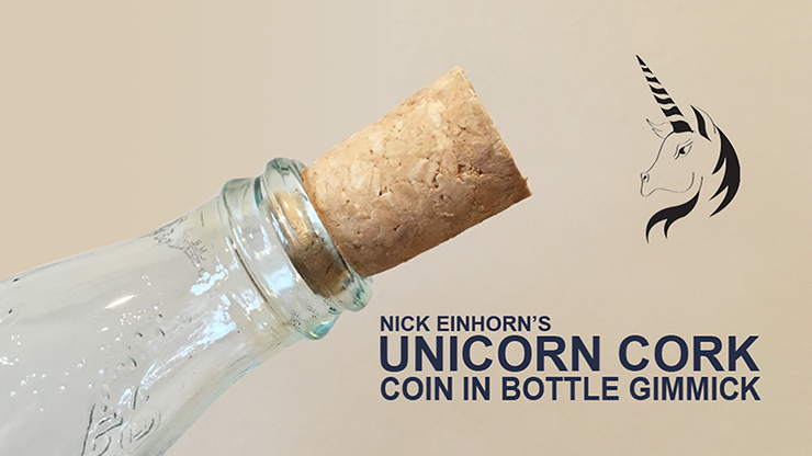 Unicorn Cork by Nick Einhorn