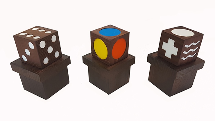Tora Mental Cube (Dice) by Tora Magic