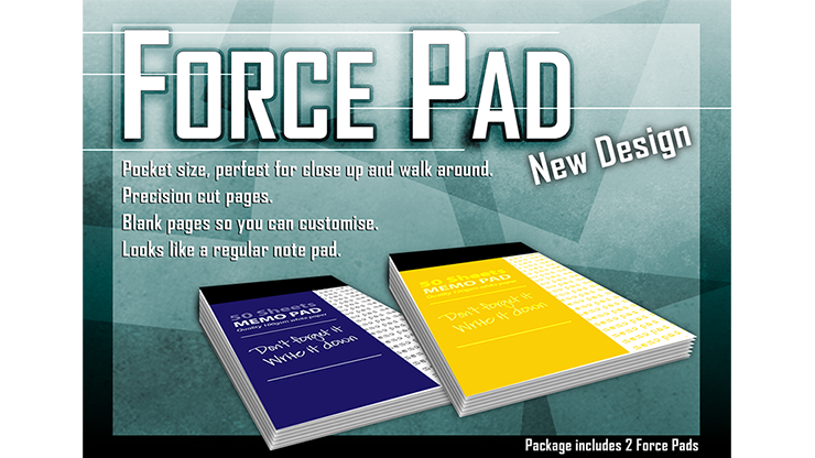 Force Pad by Warped Magic