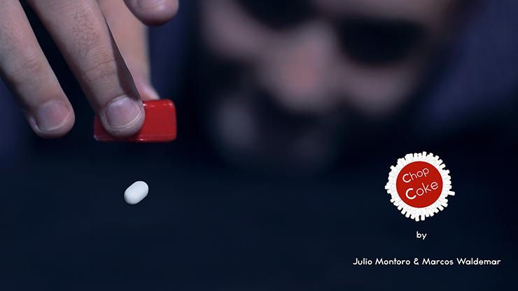 Chop Coke by Julio Montoro Marcos Waldemar*