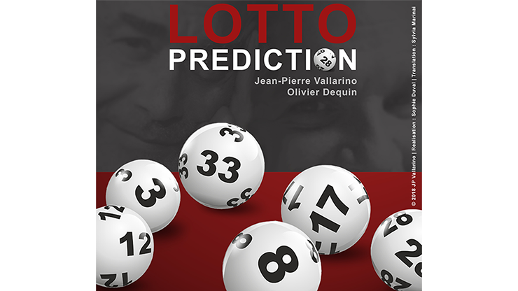 LOTTO PREDICTION by Jean-Pierre Vallarino