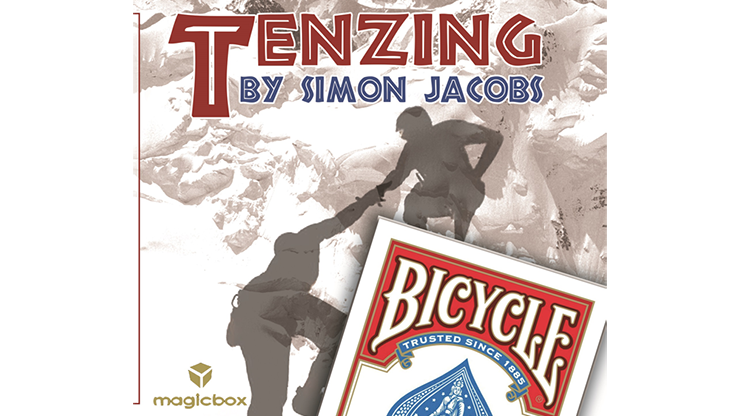 Tenzing by Simon Jacobs
