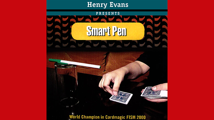 Smart Pen by Henry Evans