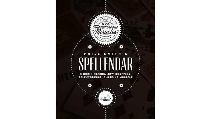 Spellendar by Phill Smith*