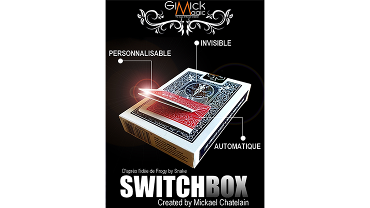 SWITCHBOX by Mickael Chatelain