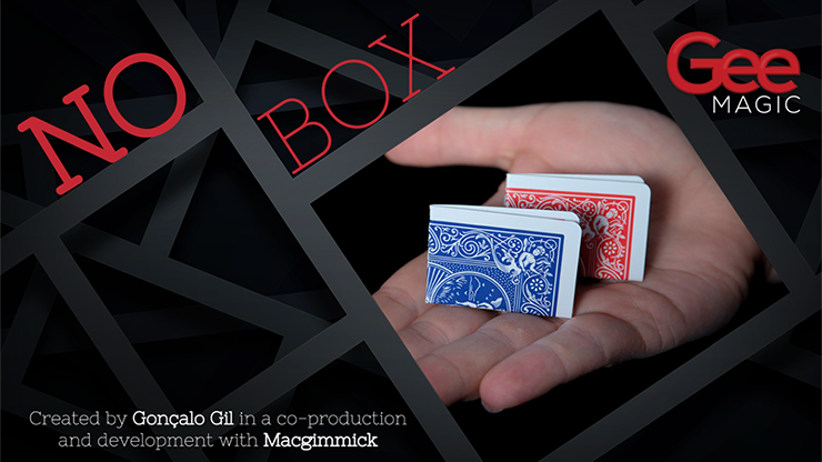 NO BOX by Gonalo Gil and MacGimmick