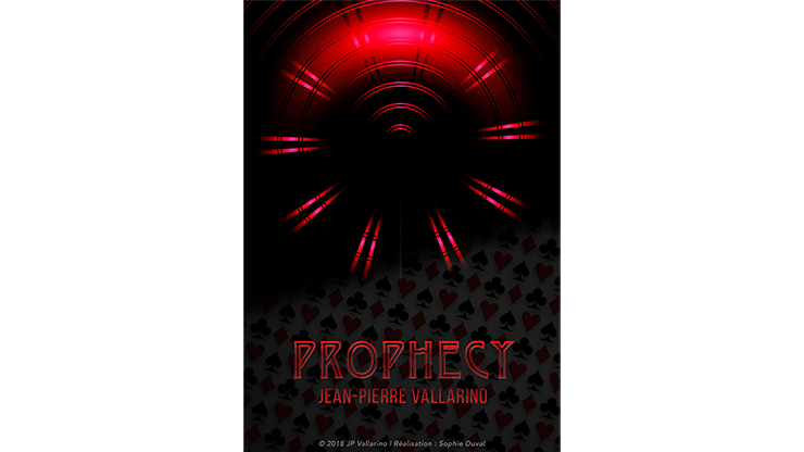 PROPHECY by Jean-Pierre Vallarino*