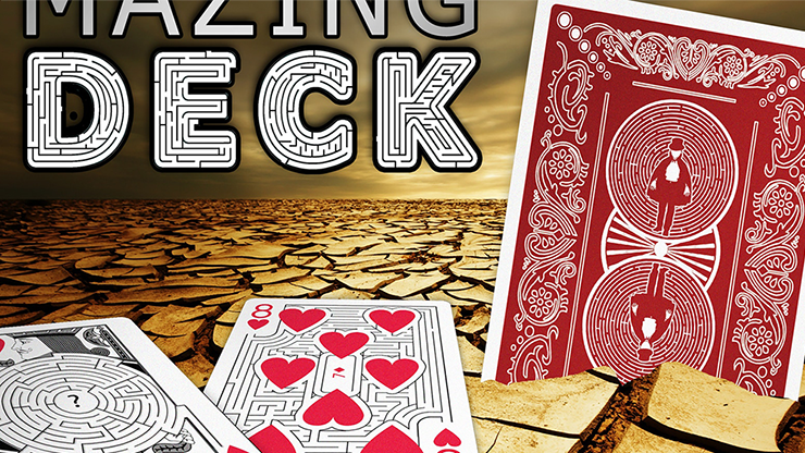 Bicycle-Mazing-Playing-Cards