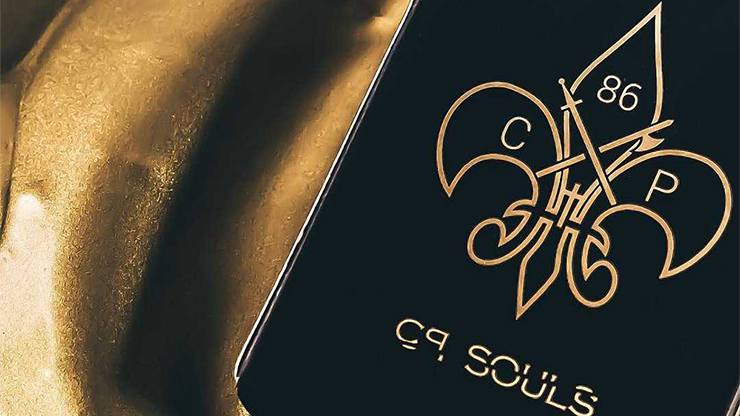 Cristian Pestritu`s Soul Playing Cards