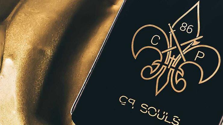 Cristian Pestritu`s Soul Playing Cards