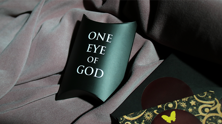 One Eye Of God by Fraser Parker*