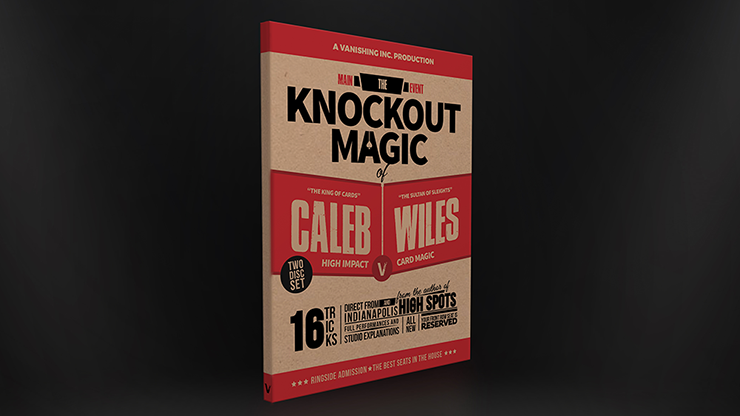 Main Event: The Knockout Magic of Caleb Wiles*