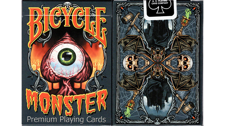 Bicycle-Monster-Playing-Cards