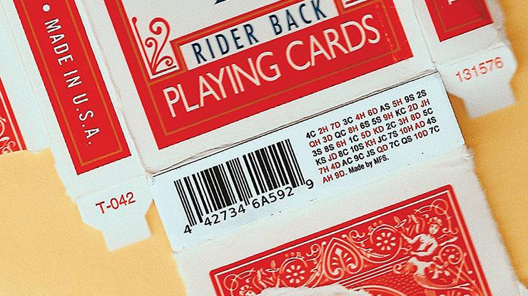 Mnemonica Cheat Sheet by Magic F**king Stickers