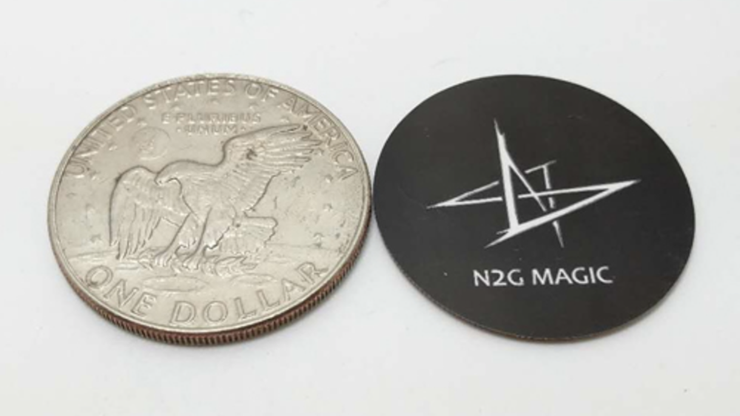 N2 Coin Set (Dollar) by N2G Magic