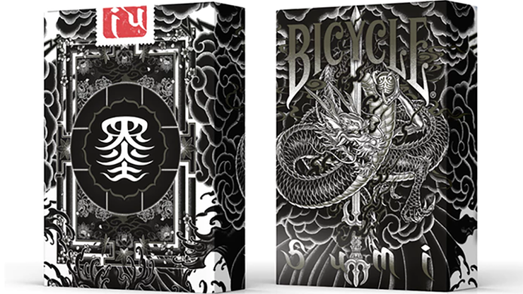 Bicycle-Sumi-Playing-Cards