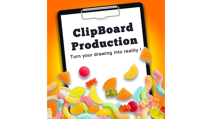 Clipboard Production by Magie Climax