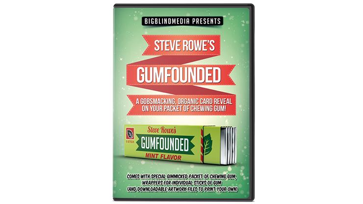 GUMFOUNDED by Steve Rowe*