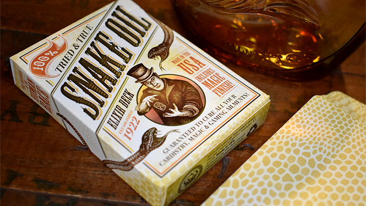 Snake Oil Elixir Playing Cards*